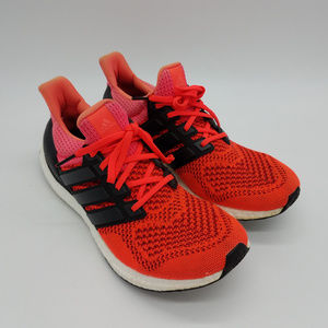 Adidas Ultra Boost 1.0 Solar Red *Rare*